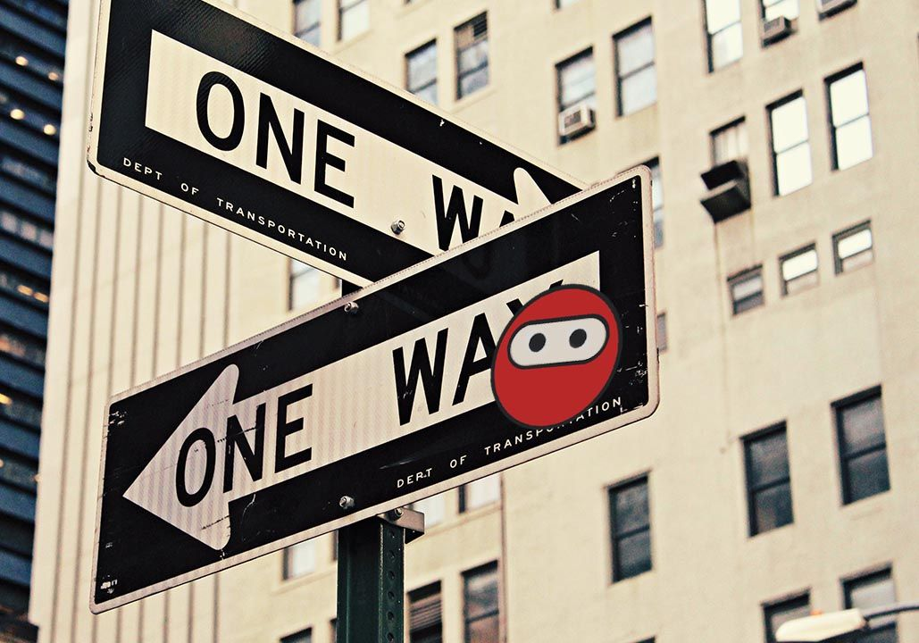 one-way-winja-sign
