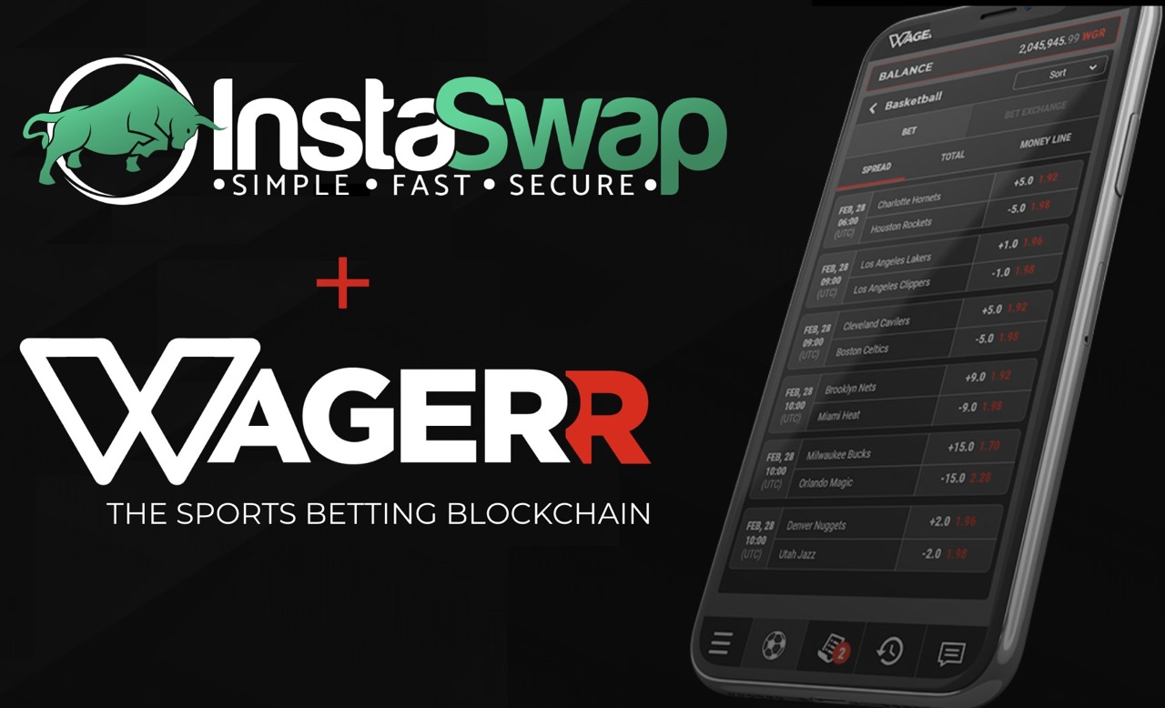 Wagerr partners with InstaSwap