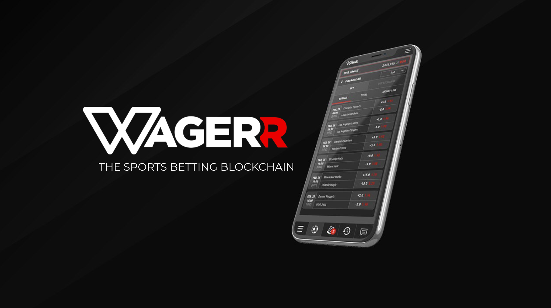 Wagerr: The Blockchain Bookie