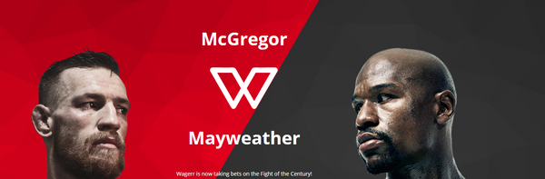 Wagerr on the Event of the Century: Mayweather vs. McGregor