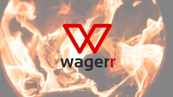 Wagerr Burn Report Week 8/26