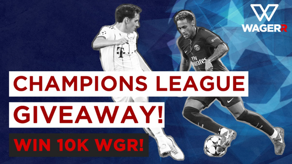 UEFA Champions League Giveaway