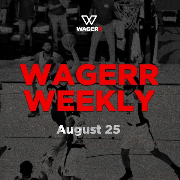 Wagerr Weekly: August 25