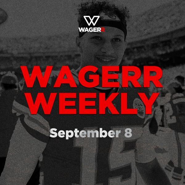 Wagerr Weekly: September 8