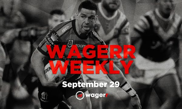 Wagerr Weekly: September 29