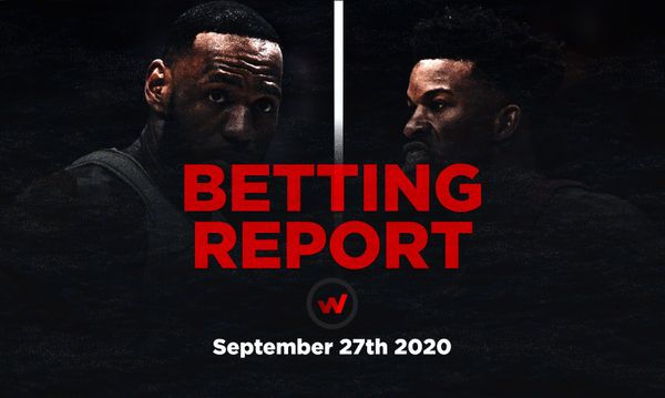 Wagerr Betting Report: September 27