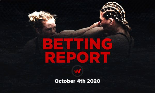 Wagerr Betting Report: October 4