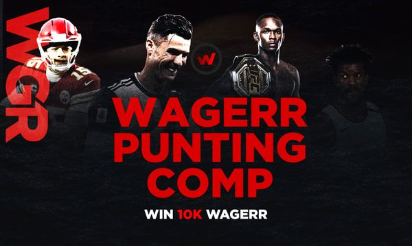 'WAGERR BETS' PUNTERS CLUB