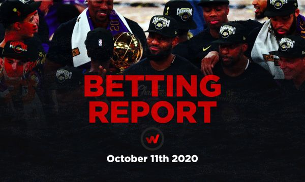 Wagerr Betting Report: October 11th