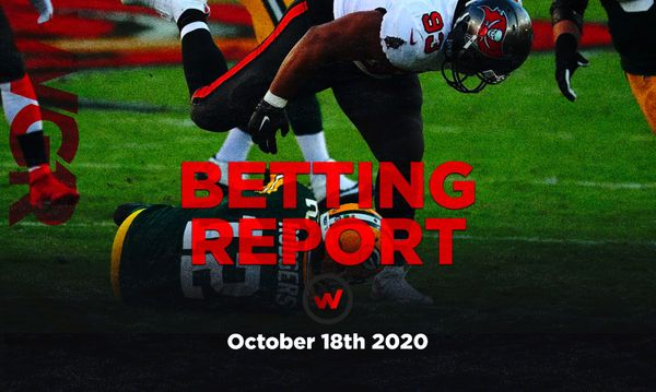 Wagerr Betting Report: October 18th