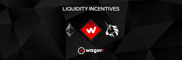 WWGR Liquidity Incentives!